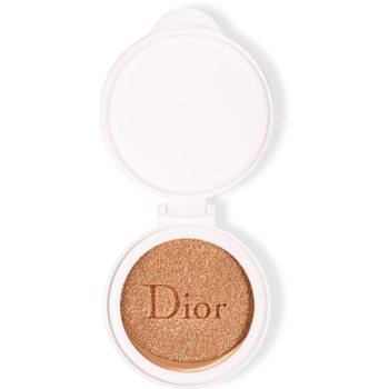 Dior Capture Dreamskin Moist & Perfect Cushion fond de ten hidratant, în burete rezervă