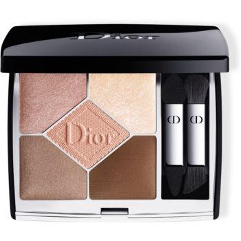 Dior 5 Couleurs Couture paletã cu farduri de ochi poza