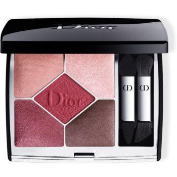 Dior 5 Couleurs Couture paletã cu farduri de ochi imagine