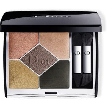 Dior 5 Couleurs Couture paletă cu farduri de ochi