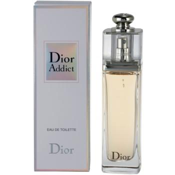 Dior Dior Addict Eau de Toilette eau de toilette pentru femei 50 ml
