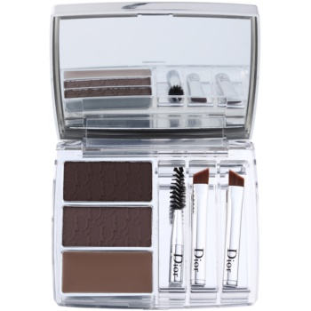 Dior All In Brow 3D set pentru sprancene perfecte