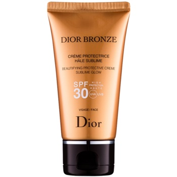 Dior Dior Bronze protecție solară pentru față iluminatoare SPF 30