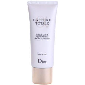 Dior Capture Totale výživný krém na ruky