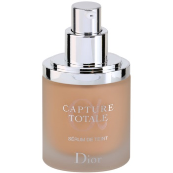 Dior Capture Totale make-up проти зморшок 1