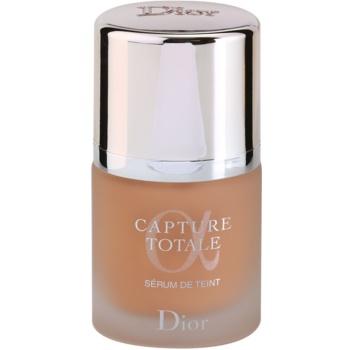 Dior Capture Totale make-up proti vráskám odstín 32 Rosy Beige SPF 25 30 ml