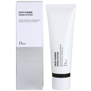 Dior Dior Homme Dermo System Reinigungsgel 2