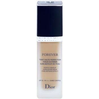 Fotografie Tekutý make-up Diorskin Forever SPF 35 (Perfect Makeup Everlasting Wear) 30 ml 030 Medium Beige