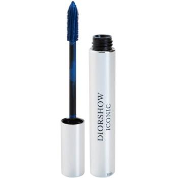 Dior Diorshow Iconic řasenka pro prodloužení a natočení řas odstín 268 Navy Blue 10 ml