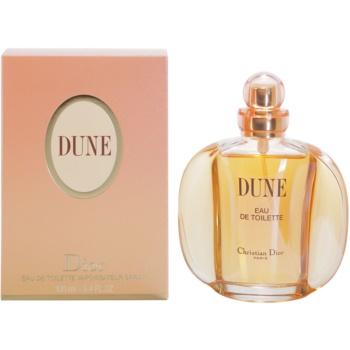 Fotografie Dior Dune toaletní voda pro ženy 100 ml
