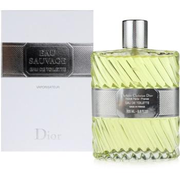 Fotografie Dior Eau Sauvage toaletní voda pro muže 200 ml