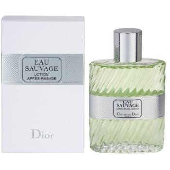 Dior Eau Sauvage after shave pentru barbati 100 ml