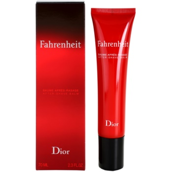 poze cu Dior Fahrenheit After Shave balsam pentru barbati 70 ml