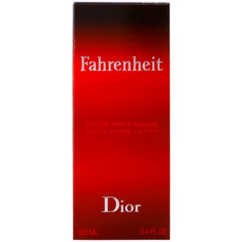 Dior Fahrenheit After Shave Lotion for Men 3