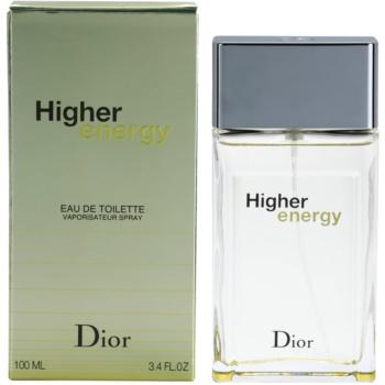 Fotografie Dior Higher Energy toaletní voda pro muže 100 ml