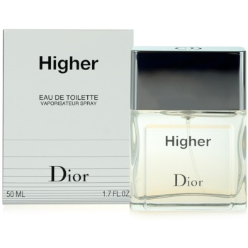 Fotografie Dior Higher toaletní voda pro muže 50 ml