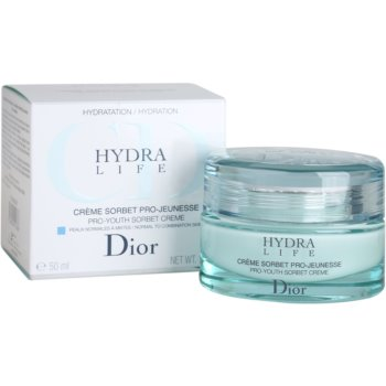 Dior Hydra Life vlažilna krema za normalno do mešano kožo 2