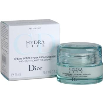 Dior Hydra Life crema de ochi hidratanta 2
