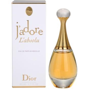 Dior Jadore Labsolu eau de parfum pentru femei 50 ml