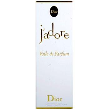 Dior J'adore Voile de Parfum (2013) Eau de Parfum para mulheres 4