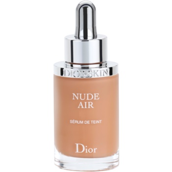 Dior Diorskin Nude Air fluidní make-up SPF 25 odstín 040 Miel/Honey Beige 30 ml