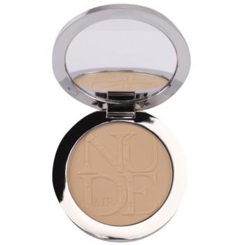 Dior Diorskin Nude Air Powder kompaktní pudr se štětečkem odstín 020 Beige Clair/Light Beige 10 g