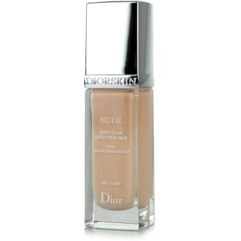 Dior Diorskin Nude tekutý make-up SPF 15 odstín 032 Rosy Beige 30 ml