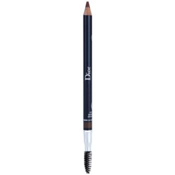 Dior Sourcils Poudre tužka na obočí s ořezávátkem odstín 593 Brown 1,2 g