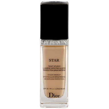 Fotografie Dior Diorskin Star rozjasňující make-up SPF 30 odstín 023 Peach 30 ml