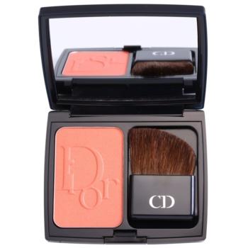 Fotografie Dior Diorblush Vibrant Colour pudrová tvářenka odstín 556 Amber Show 7 g