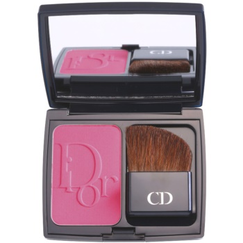 Fotografie Dior Diorblush Vibrant Colour pudrová tvářenka odstín 876 Happy Cherry 7 g