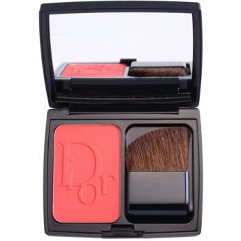 Dior Diorblush Vibrant Colour fard de obraz sub forma de pudra culoare 896 Redissimo  7 g