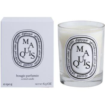 Diptyque Maquis ароматна свещ