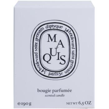 Diptyque Maquis ароматна свещ 3