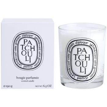 Diptyque Patchouli ароматизована свічка