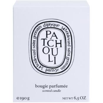 Diptyque Patchouli ароматизована свічка 3