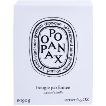 Diptyque Opopanax vonná svíčka 3