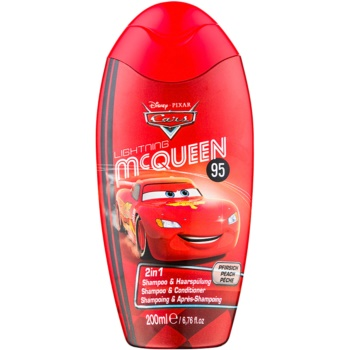 Disney Cosmetics Cars sampon si balsam 2 in 1