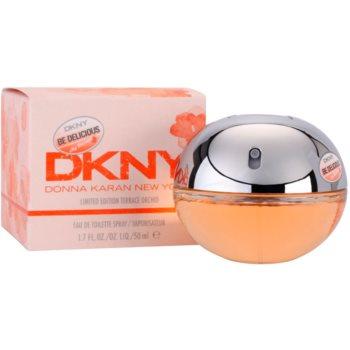DKNY Be Delicious City Blossom Terrace Orchid Eau de Toilette für Damen 1