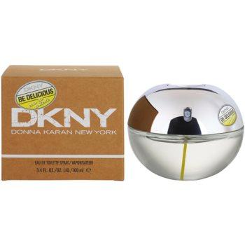 DKNY Be Delicious toaletní voda pro ženy 100 ml