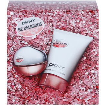 DKNY Be Delicious Fresh Blossom set cadou 1