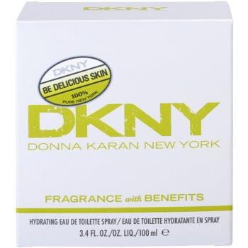 DKNY Be Delicious Skin Eau de Toilette for Women 4