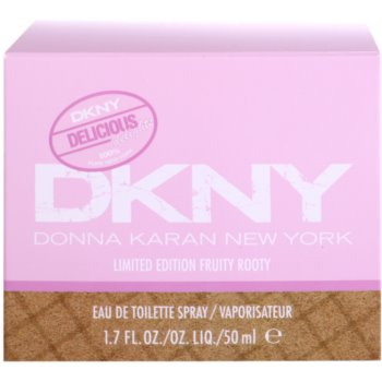DKNY Be Delicious Delights Fruity Rooty Eau de Toilette para mulheres 4