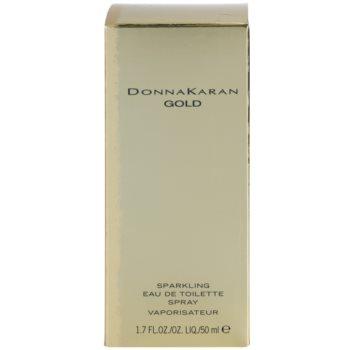 DKNY Gold Sparkling Eau de Toilette für Damen 4