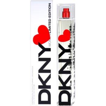 DKNY Women Heart Limited Edition Eau de Toilette pentru femei