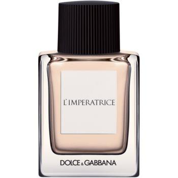 Dolce & Gabbana L´Imperatrice Eau de Toilette pentru femei poza noua
