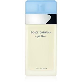 Dolce & Gabbana Light Blue Eau de Toilette pentru femei