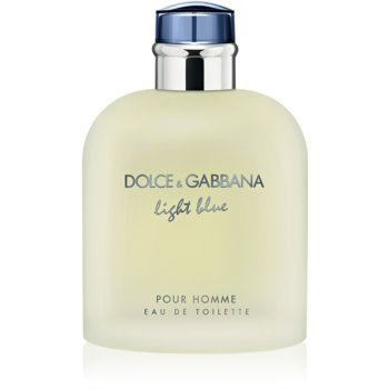 Dolce & Gabbana Light Blue Pour Homme eau de toilette pentru barbati 200 ml