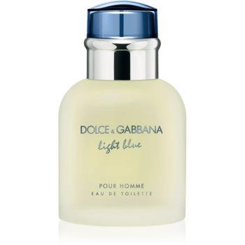 Dolce & Gabbana Light Blue Pour Homme Eau de Toilette pentru bărbați