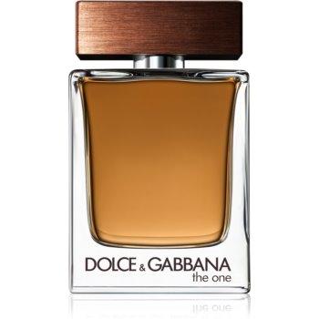 Dolce & Gabbana The One for Men eau de toilette pentru barbati 50 ml